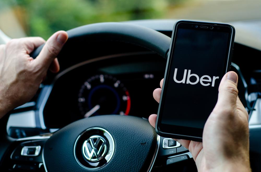 uber app uber driver